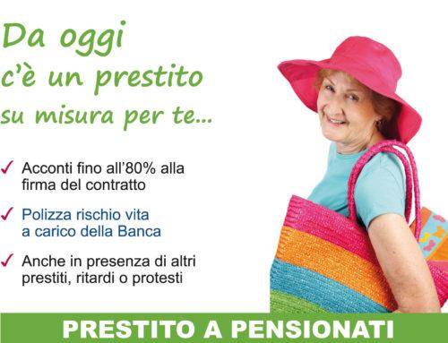 Sei un pensionato? Ti aiutiamo a realizzare i tuoi sogni…anche d'estate!